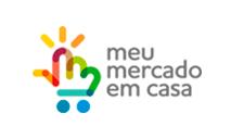 Logomarca Cupom Meu Mercado em Casa + Frete Grátis Setembro 2020
