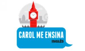 Cupom de desconto Carol me Ensina - Inglês