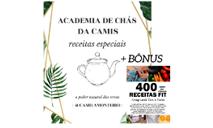 Logomarca Cupom Academia de Chás + Bônus, Código de Desconto Outubro 2020