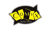 Logomarca Cupom Comix, Código de Desconto + Frete Grátis Agosto 2020
