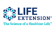 Logomarca Cupom Life Extension, Código de desconto + Envio Grátis Junho 2020