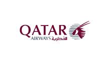 Logomarca Cupom Qatar Airways, Código de Desconto Promocional Agosto 2020