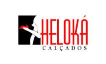 Logomarca Cupom de Desconto Heloká Calçados Outubro 2020