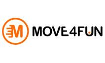 Logomarca Cupom de desconto Move4Fun Outubro 2020