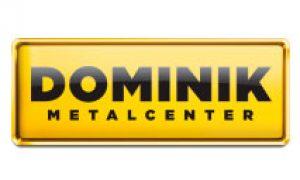 Cupom de Desconto Dominik MetalCenter + Frete Grátis