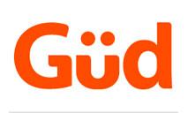 Logomarca Cupom de desconto Gud + Frete Grátis Setembro 2020