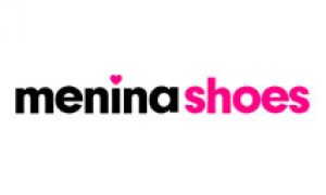 Cupom de desconto Menina Shoes + Frete Grátis