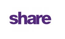 Logomarca Cupom de desconto EAD Share Outubro 2020