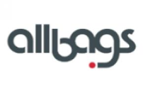 Cupons de desconto Allbags + Cashback