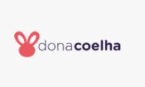 Logomarca Cupom de desconto Dona Coelha Outubro 2020