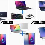 Descontos ASUS: Pague menos comprando Combo