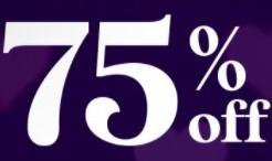 Outlet feminino na Milano ate 75% OFF