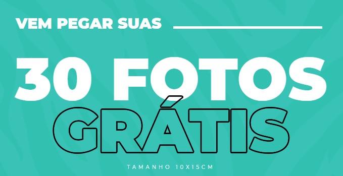 Cupom FotoRegistro com 30 fotos grátis
