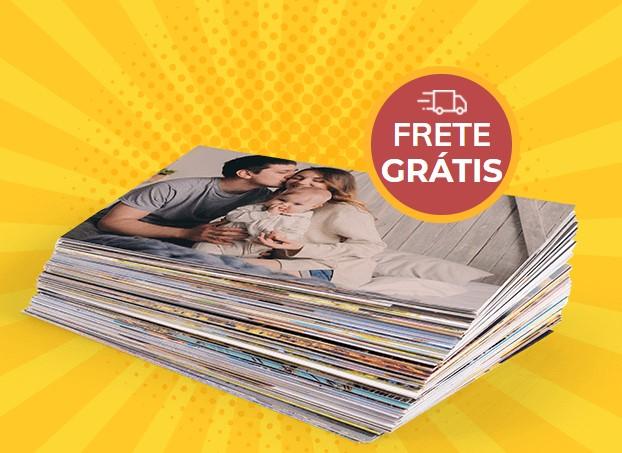 100 Fotos com Frete Grátis na FotoRegistro