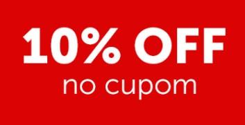 Cupom de Desconto Ração 10% OFF