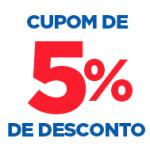 Cupom Amo Canecas 5% de desconto
