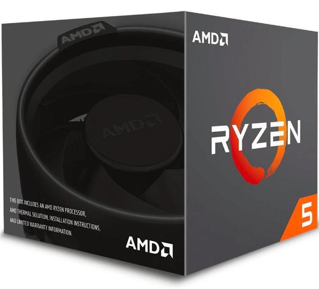 Imagem Processador AMD Ryzen