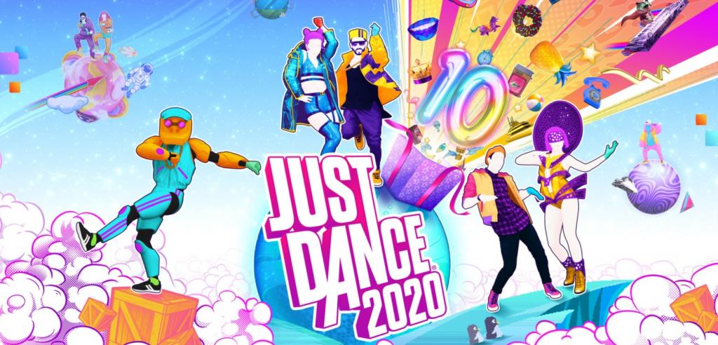 just dance 2020 um dos melhores jogos xbox one