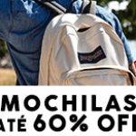 Mochilas na Menina Shoes com até 60% OFF