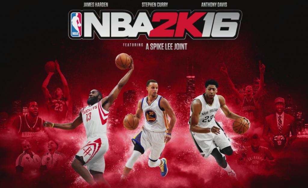 NBA 2K16 um dos melhores jogos xbox one