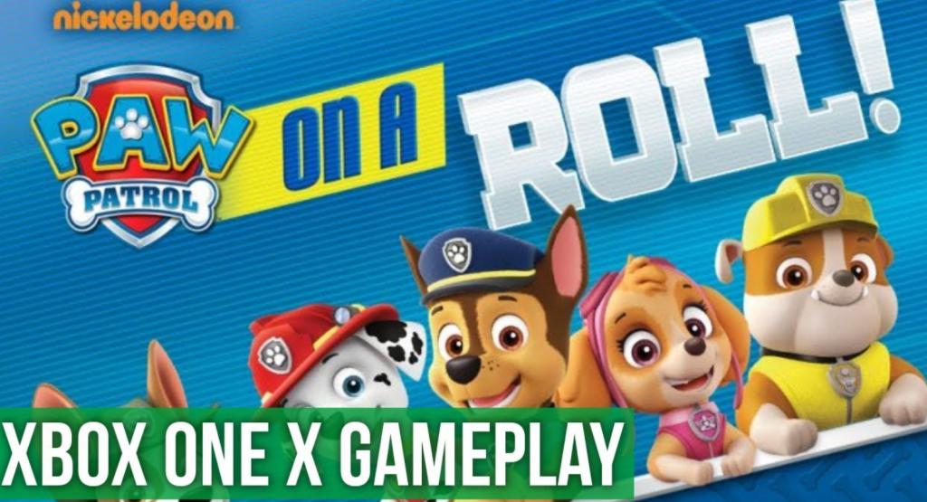patrulha canina um dos melhores jogos xbox one para crianças