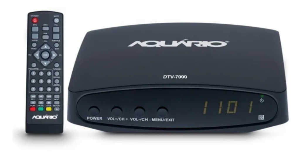Aquário DTV 8100