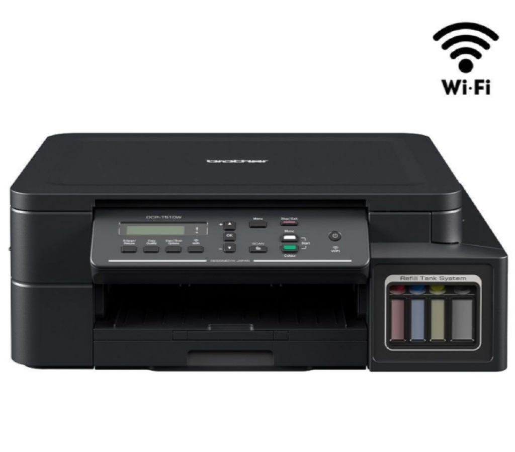 Impressora Multifuncional Brother DCP-T510W