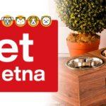 Preços top na Etna em produtos para Pet