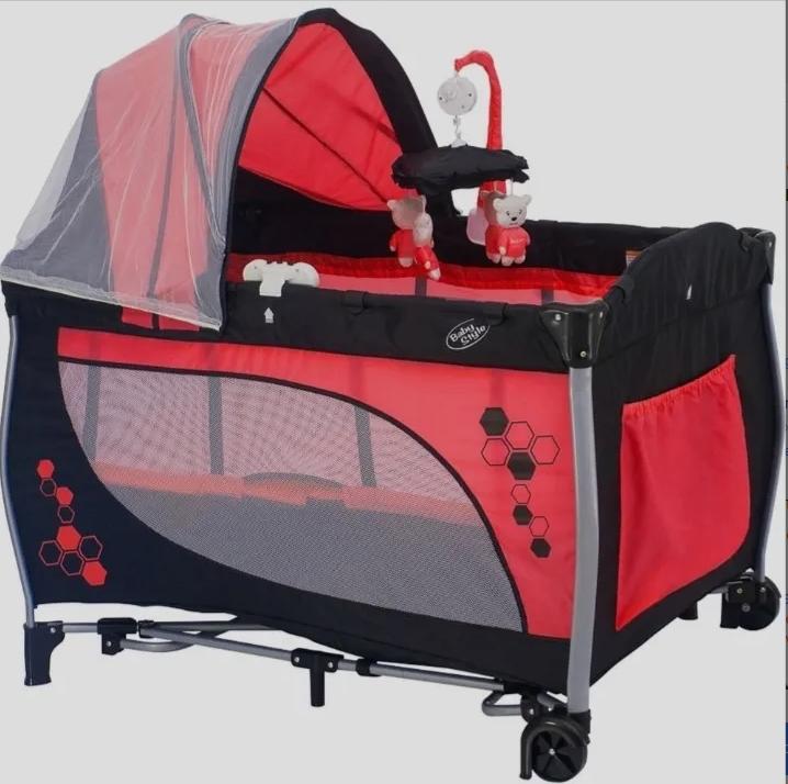 Modelo Berço portátil da Baby Style Balanço
