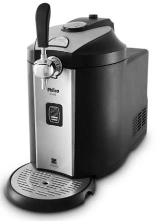 Modelo Chopeira Elétrica da Philco Barril 5 Litros PCC05I