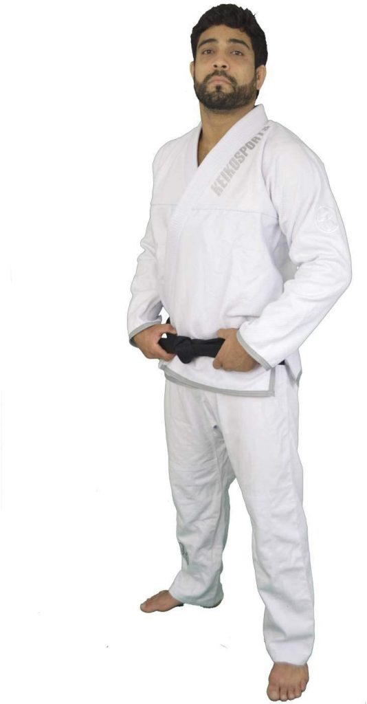 Modelo Kimono Jiu-Jitsu Série Limitada Keiko Sports Unissex