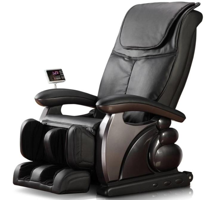 Modelo Poltrona de Massagem da Stay SL-A32 - Preta