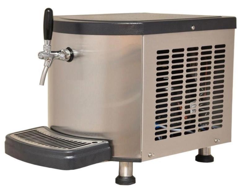 Modelo Chopeira Elétrica da Ruver BCR Inox 1 Torneira