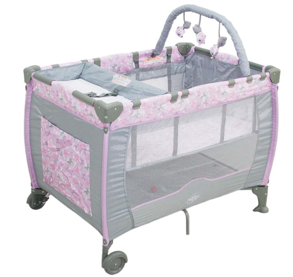 Modelo Berço portátil da Baby Style Plus