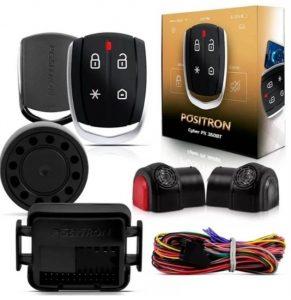 Modelo Alarme automotivo da Pósitron, Cyber PX 360BT