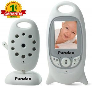 Modelo Babá eletrônica da Pandax