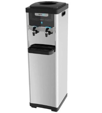 Modelo Bebedouro de Coluna Refrigerado New Up Max Inox 110V