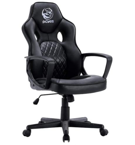 Modelo Cadeira Mad Racer STI Master da PCYES