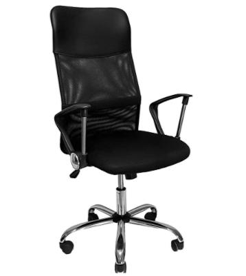 Modelo Cadeira presidente Mesh da MYMAX
