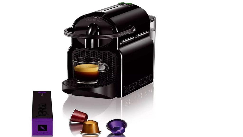 Modelo Cafeteira Expresso da Nespresso Inissia