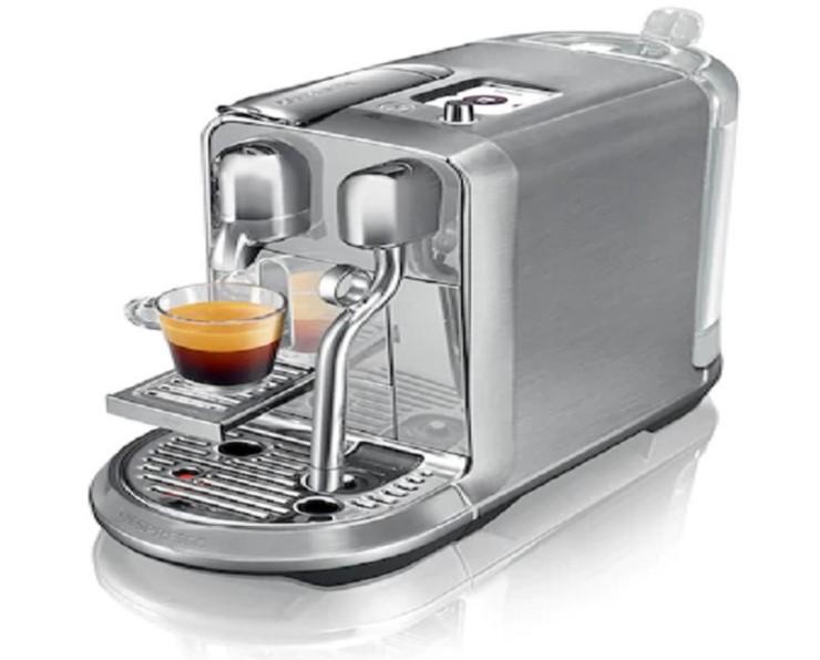 Modelo Cafeteira da Nespresso modelo Creatista