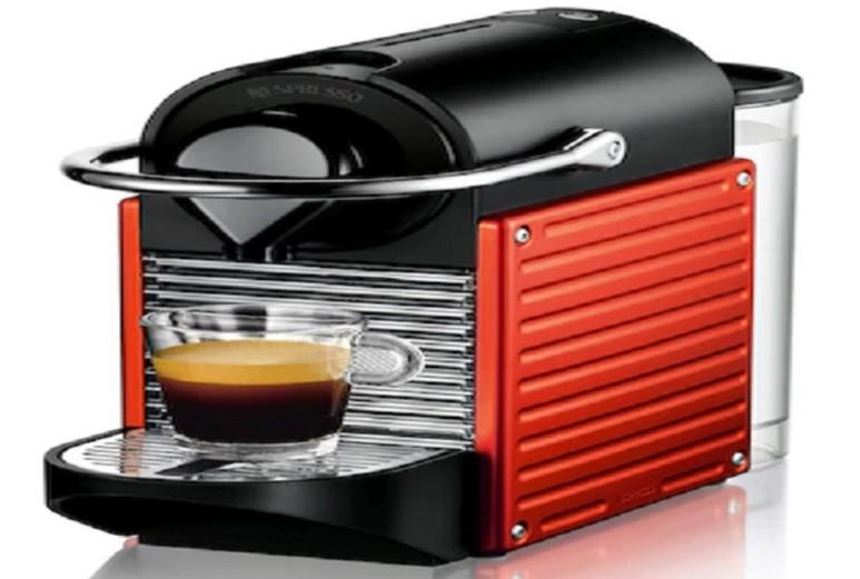 Modelo Cafeteira da Nespresso modelo Pixie