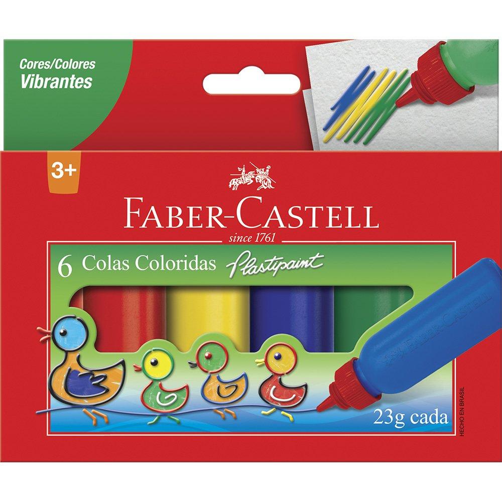 Cola Colorida faber castell