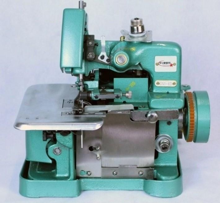 Modelo Máquina de costura overloque semi-industrial da Starmac