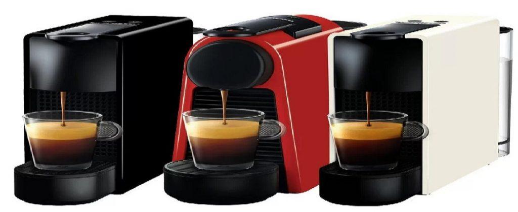 Modelo Máquina de Café da Nespresso Essenza Mini, 19 Bar