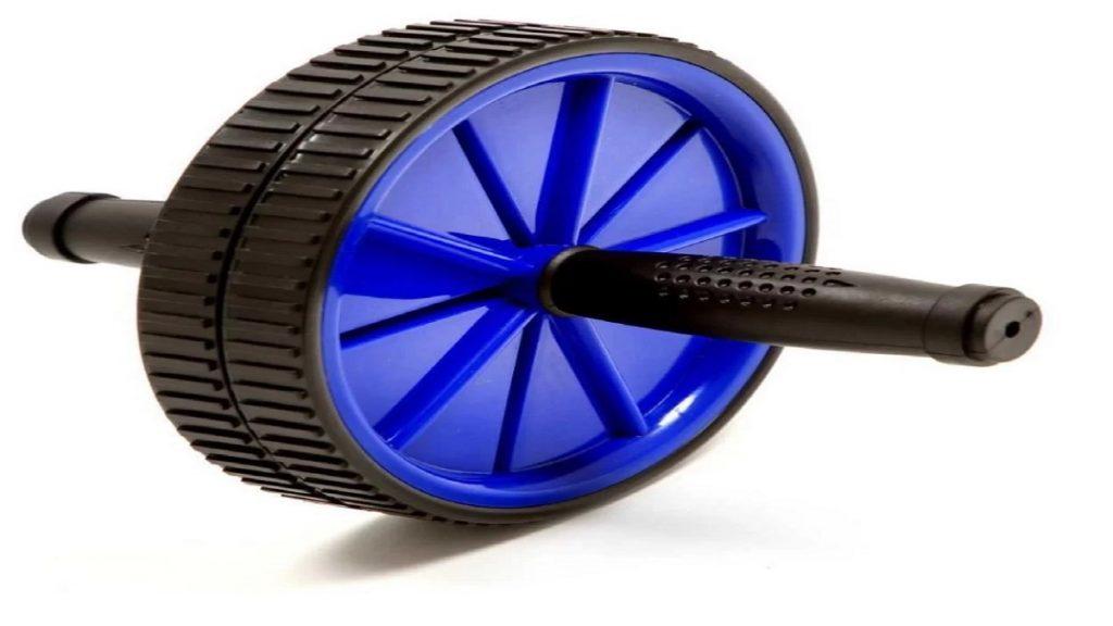 Modelo Roda Rolo Abdominal Lombar Exercício Funcional da Odin Fit