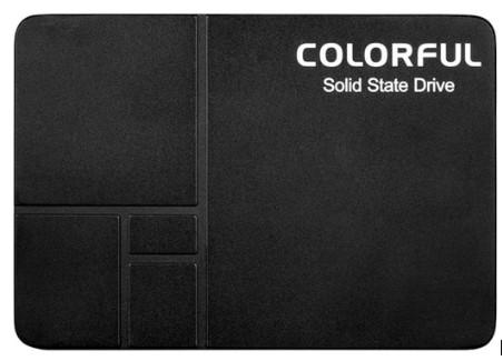 Modelo SSD externo da Colorful - SL500 de 480GB