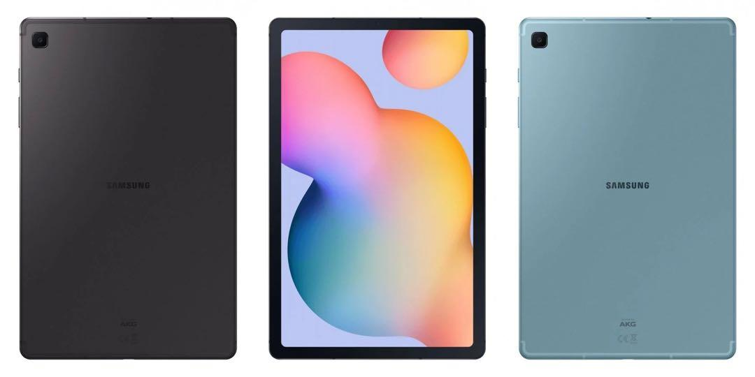 Imagem Samsung Tab S6 Lite - Tablet para estudos