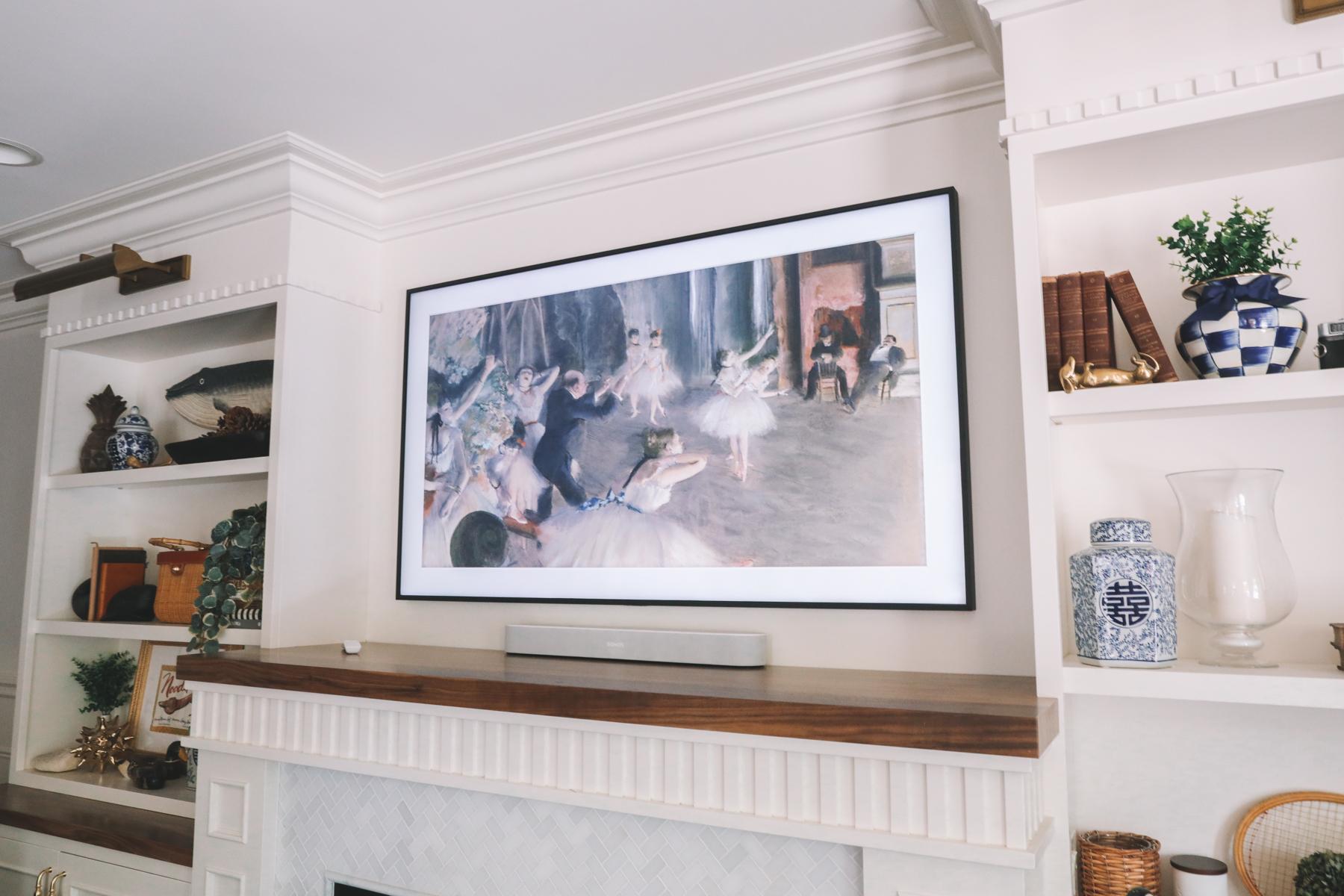 tv the frame