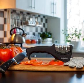 Modelo Afiador de facas Zulay Kitchen da Yvit